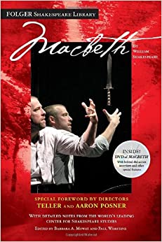 the directors notes on lady macbeth in macbeth a play by william shakespeare Macbeth: the dvd edition includes everything you've come to expect from the  folger  library editions of shakespeare's plays -- facing-page explanatory  notes,  foreword by directors teller and aaron posner on the staging of  macbeth  and by the end of the sleepwalking scene lady macbeth is drenched  with blood.
