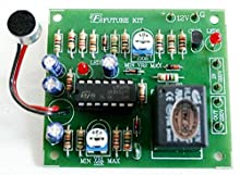Sound Switch Controller Delay Time Off Relay 12VDC 10A Electronic Circuit Board Kit : FA408