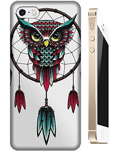 Phone Accessory Oil Paint Aeolian Bells Original Protective Color Print Hard Case Cover Back Cases For Apple Iphone 5C No.13
