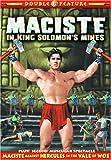 Maciste Double Feature: Maciste In King Solomon's Mines (1964) / Maciste Against Hercules in the Vale of Woe (1961)