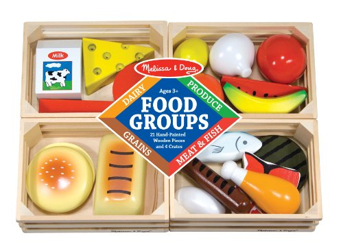 Lowest Price Melissa & Doug Food Groups