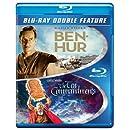 Ben-Hur (1959) / The Ten Commandments (1956) [Blu-ray]