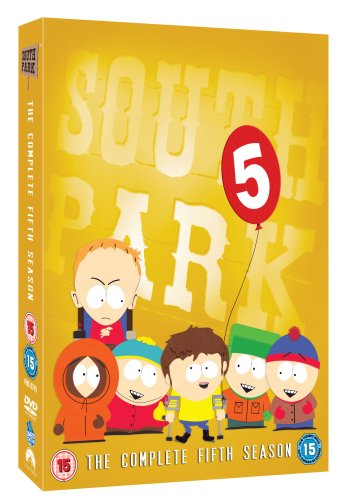 South Park - Season 5 [DVD]