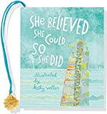 img - for She Believed She Could, So She Did (mini book) book / textbook / text book