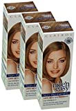 3x Clairol Nice'n Easy By Loving Care Non Permanent Hair Colour - 75 Light Ash Brown