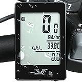 Bike Computer, Cido Wireless Bicycle Speedometer,Bike Odometer Cycling Multi Function Cido