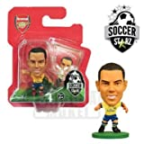 Soccerstarz Arsenal FC Theo Walcott Limited Edition Away Kit