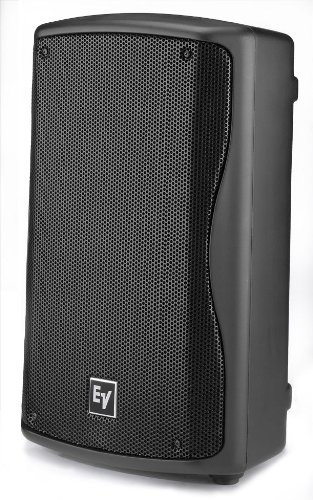 Electro Voice Zxa1-90B 2-Way Active Speaker (8 In., 800 Watts)