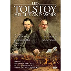 Leo Tolstoy: His Life and Work. DVD + CD