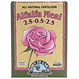 Down to Earth Organic Alfalfa Meal Fertilizer Mix 2.5-0.5-2.5, 5 lb (Tamaño: 5 lb)