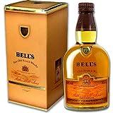 ベル 12年 箱付き 40度 700ml (並行品、ブレンデッド・スコッチ・ウイスキー) 終売品の超レア・掘り出し・希少品