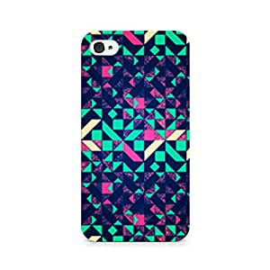 Rubix Customized Designer Hard Back Phone Case of Abstract Wookmark for Samsung Galaxy A7
