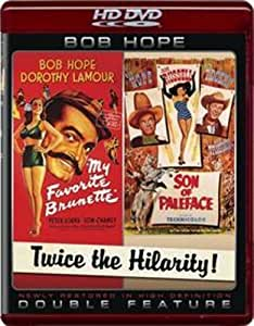 Bob Hope Collection: My Favorite Brunette / Son of Paleface [HD DVD]