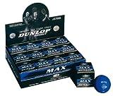 Dunlop Max Squash Ball Squash Ball Box 12