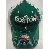 Boston Celtics Flexfit Hat by Adidas size S/M
