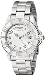 "Invicta Women's 15248 ""Pro Diver"" Stainless Steel Dive Watch"
