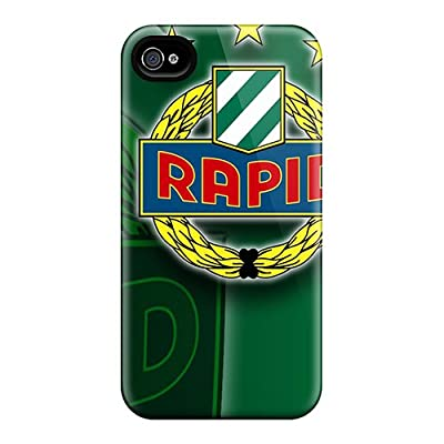 XiI11399vRyt Amoyi Awesome Case Cover Compatible With Iphone 4/4s - Sk Rapid Wien