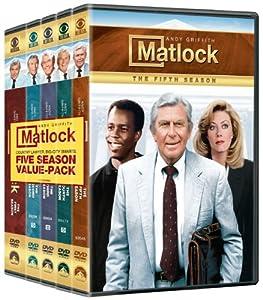 Matlock: Seasons 1-5