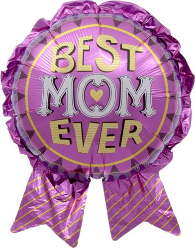 Best Mom Ever Helium Foil Balloon - 29 inch