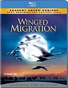 Winged Migration (Exclusive to Amazon.co.uk) [Blu-ray] [2010] [Region Free]