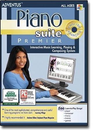 Piano Suite Premier 2.6