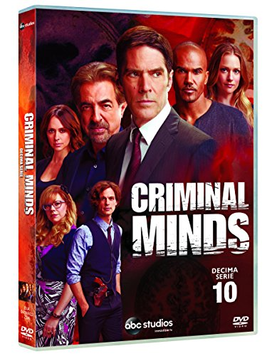 Criminal Minds 10 (5 DVD)