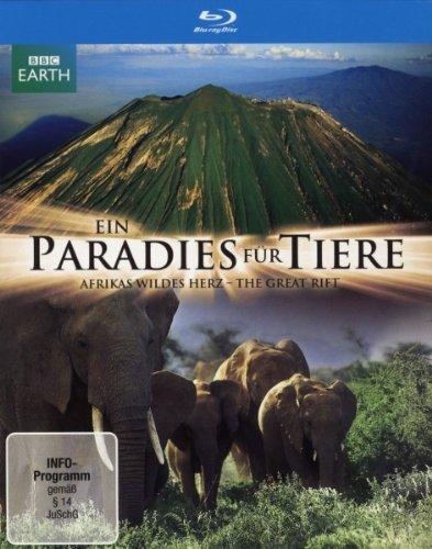 Ein Paradies für Tiere - Afrikas wildes Herz [Edizione: Germania]