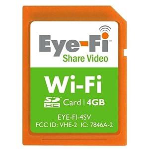 Eye-Fi memory card