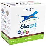 ökocat Natural Paper Cat Litter, 8.2-Pound, Dust Free