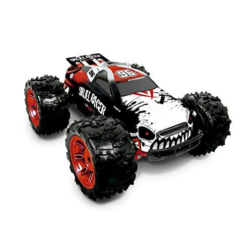 Top Raiders - Skull Racer con il radiocomando (TR 0020)