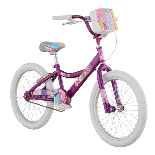Diamondback 2013 Girl's Impression Bike with 20-Inch Wheels  (Purple, 20-Inch/Girls)