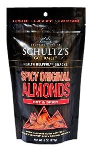Schultz's Gourmet Spicy Original Almonds