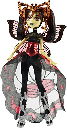 Monster High - Boo York Luna Mothews Personaggio