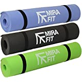 MiraFit 6mm Exercise Floor Mat - Choice of Colours