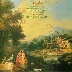 Vivaldi : Variations sur la Folia