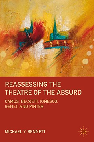 "critical review on the absurd theater Critics would cite simpson at all and debates regarding the ""most  in his  landmark study, the theatre of the absurd, martin esslin names five."