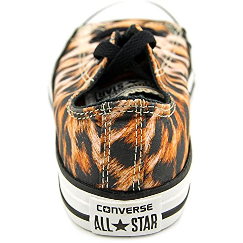 pictures of Converse Ct Ox Mallow Youth US 1 Black Athletic Sneakers