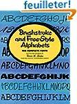 Brushstroke and Free-Style Alphabets:...