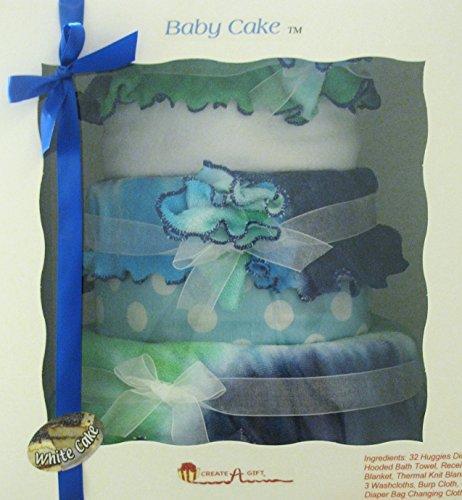 Create-A-Gift Tie Dye Cake Gift Set, Boy - 1