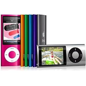 Apple iPod nano 第5世代 16GB シルバー MC060J/A 最新モデル