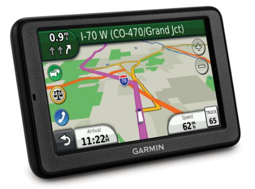 Garmin dezl 560LMT 5-Inch Widescreen Bluetooth Portable Trucking GPS Navigator with Lifetime Map &#038; Traffic Updates