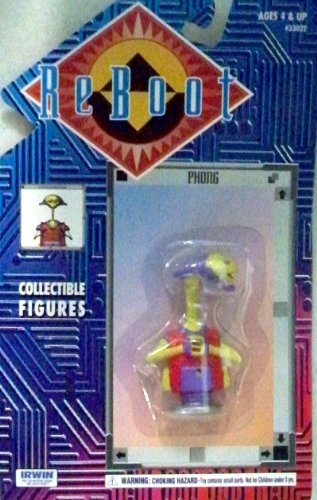 Reboot - Phong 1995 Collectible Action Figure