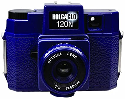 HOLGA Glo 120N Glow In The Dark Film Camera