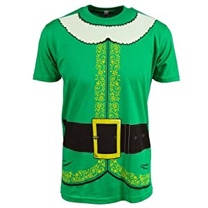 T-Shirt - T-Shirt - Elf Costume Tee (Slim Fit)