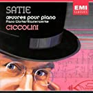 Satie oeuvres piano