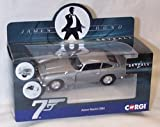 Corgi james bond 007 skyfall aston martin DB5 car 1.36 scale diecast model