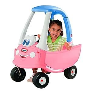 Amazon.com : Little Tikes Princess Cozy Coupe Car : Baby