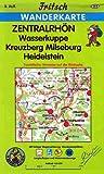 Zentralrhön: Wasserkuppe, Kreuzberg, Milseburg, Heidelstein