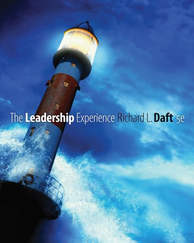 The Leadership Experience (Dryden Press Series in...