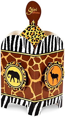 Birthday Express - Safari Adventure Party Centerpiece